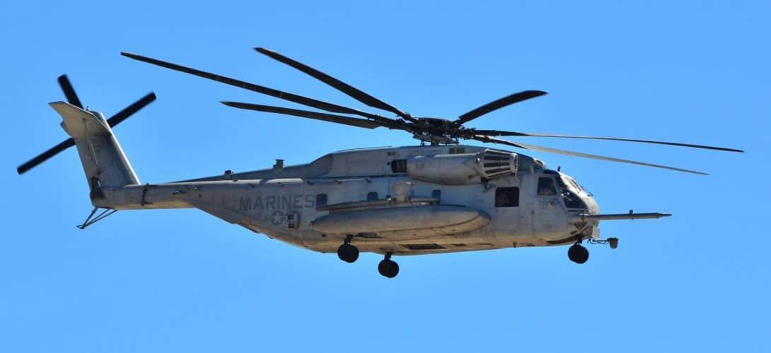 Sikorsky CH 53E Super Stallion 162502 of HMH 462.