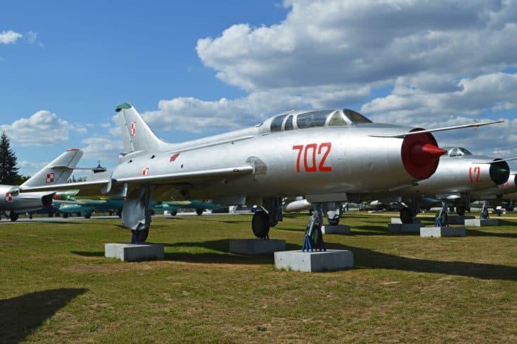 Sukhoi Su 7