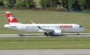 Swiss Bombardier CSeries CS300 HB JCB