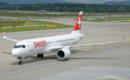 Swiss Bombardier CSeries CS300 HB JCC.