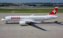 Swiss Bombardier CSeries CS300 HB JCM