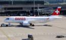 Swiss International Air Lines Airbus A220 100 HB JBH