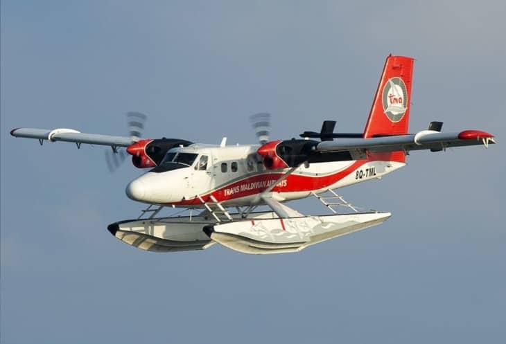 TMA De Havilland Canada DHC 6 300 Twin Otter