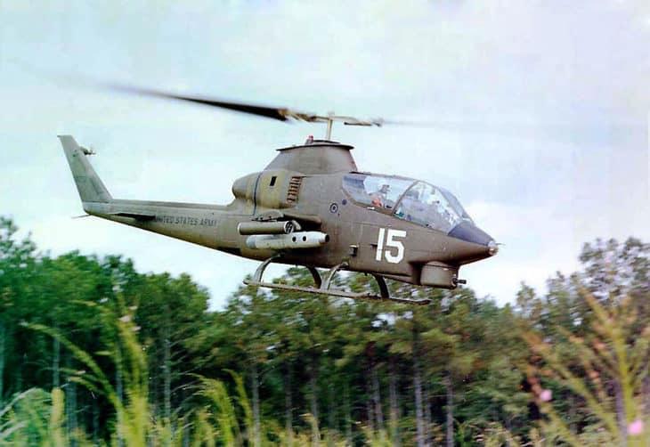 U.S. Army Bell AH 1G Huey Cobra