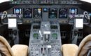 VH DNK Bombardier BD 700 1A11 Global 5000 Cockpit