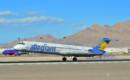 Allegiant Air McDonnell Douglas MD 81 'N866GA