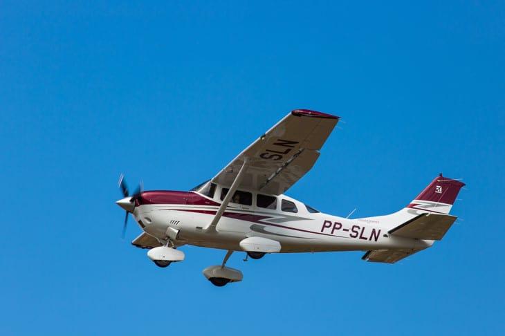 Cessna 206 PP SLN