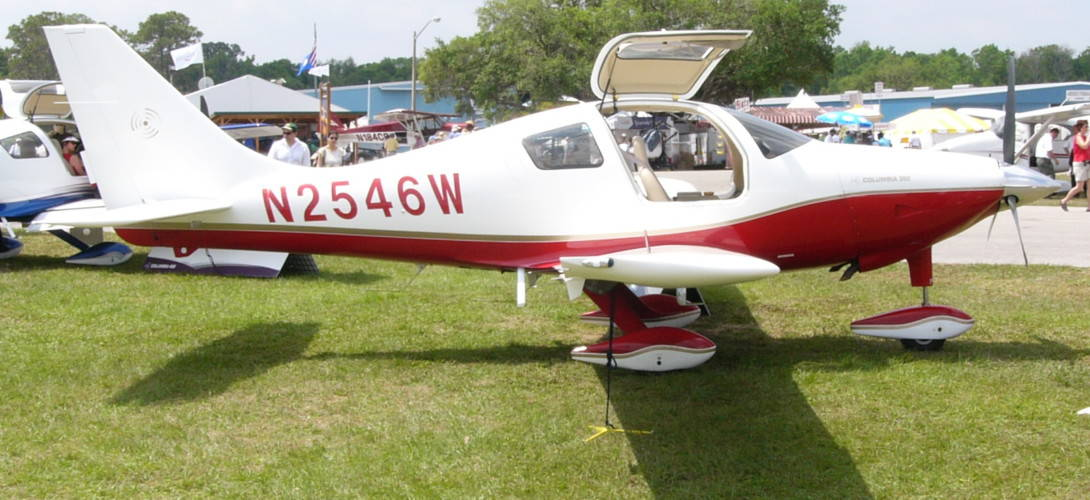 Cessna 350 N2546W 1
