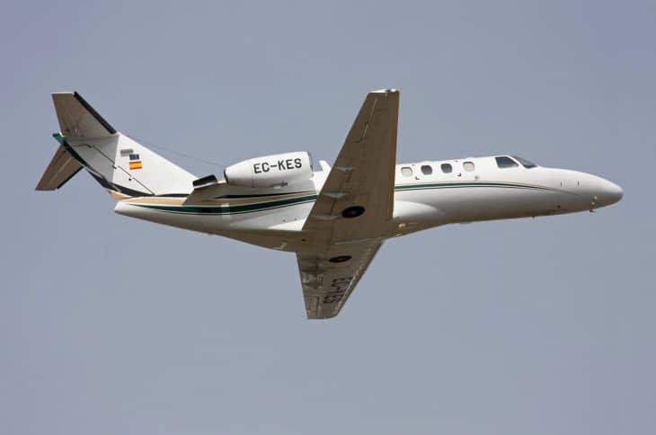 Cessna 525A Citation CJ2 EC KES