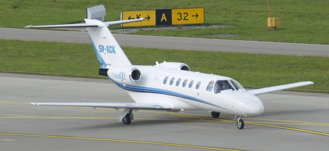 Cessna 525A Citation CJ2 SP KCK