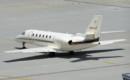 Cessna 680 Citation Sovereign N888SF.