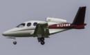 Cirrus Vision SF50 light jet N124MW