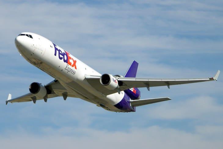 FedEx MD 11 N525FE