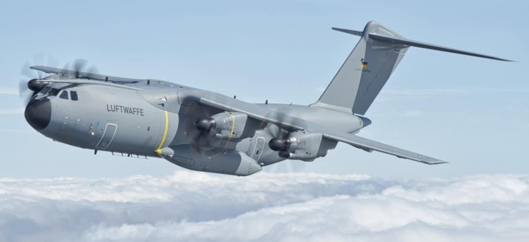 German Air Force Airbus A400M