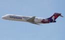 Hawaiian Airlines Boeing 717 22A N492HA