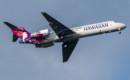 Hawaiian Airlines Boeing 717 2BL N493HA