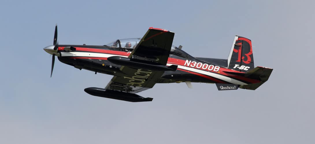 Hawker Beechcraft T 6C