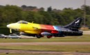 Hawker Hunter at RIAT 2011
