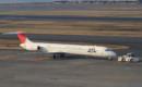 JAL McDonnell Douglas MD 81 JA8554