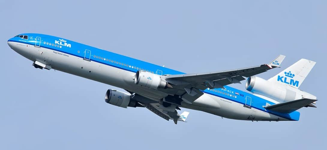 KLM McDonnell Douglas MD 11 PH KCK