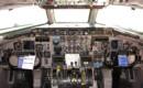 McDonnell Douglas MD 81 flight deck.