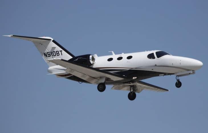 N510BT Cessna Citation Mustang