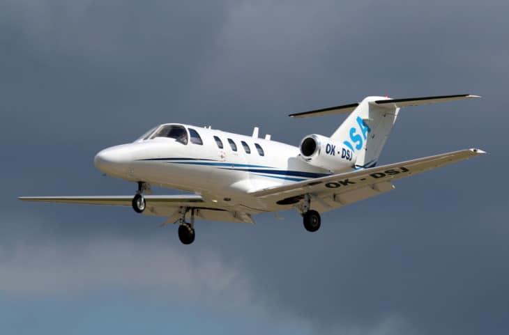 OK DSJ Cessna 525 CitationJet CJ1