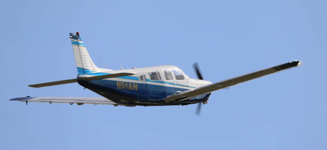 Piper PA 32R 301 Saratoga SP N51AH