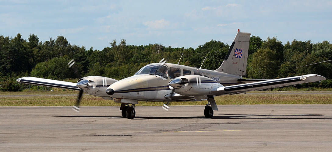 Piper PA 34 220T Seneca III