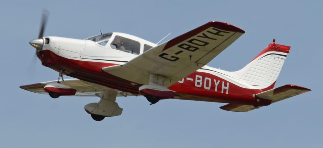Piper PA28 151 Warrior II 'G BOYH