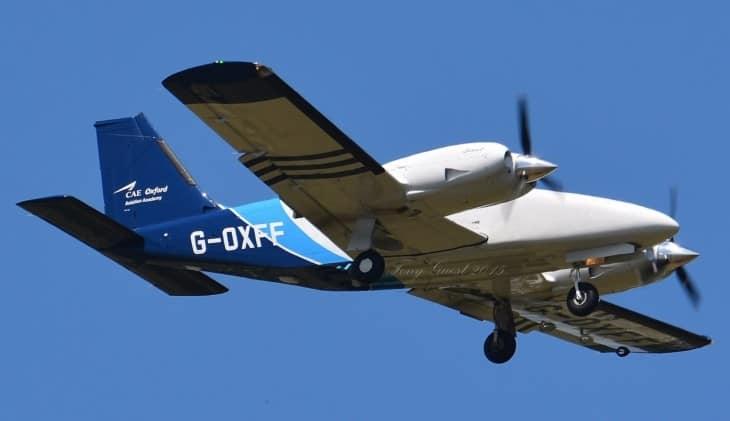 Piper Pa 34 220T Seneca V G OXFF