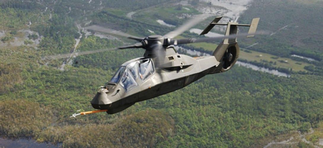 RAH 66 Comanche prototype