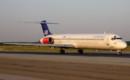 SAS Scandinavian Airlines McDonnell Douglas MD 81 SE DIR