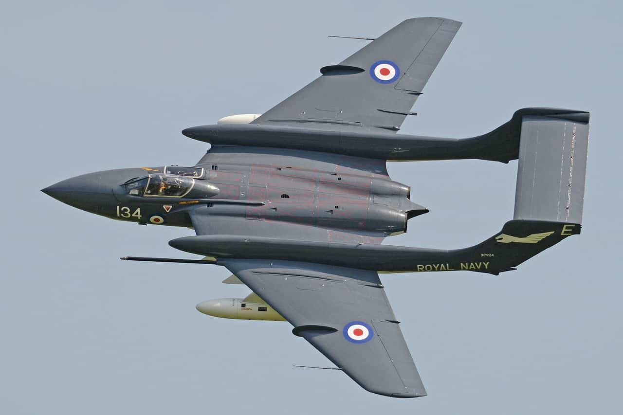 de Havilland DH.110 Sea Vixen