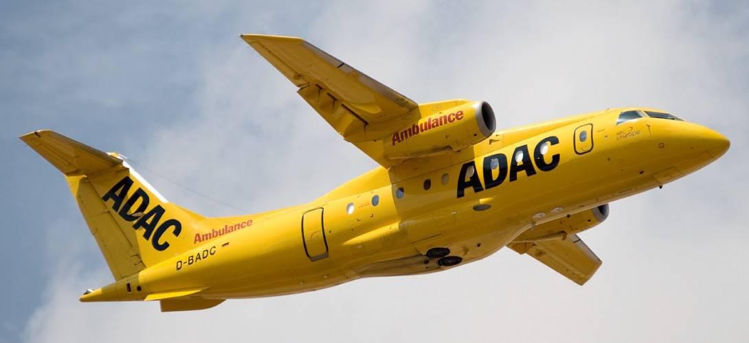 ADAC Luftrettung Fairchild Dornier 328 310 328JET