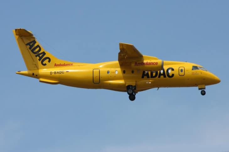 ADAC Luftrettung Fairchild Dornier 328 310 328JET D BADC
