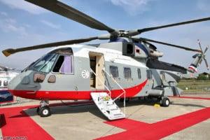 Agusta Westland AW101 VVIP