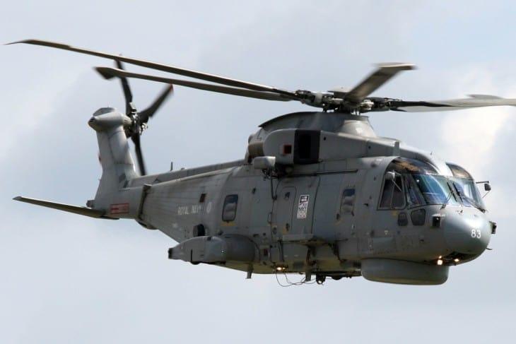 AgustaWestland AW101 Merlin HM1