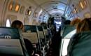 Air New Zealand Beech 1900D cabin