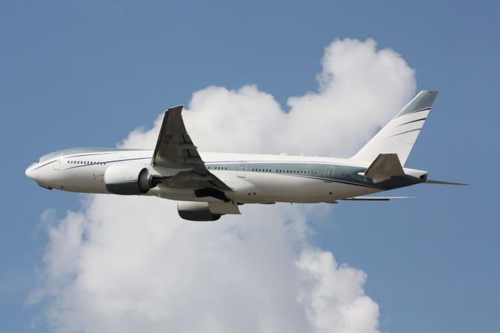 Aviation Link Company Boeing 777 2KQ LR VP CAL VIP Charter. 1