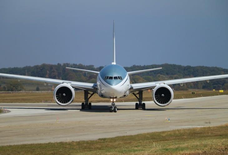 Aviation Link Company Boeing 777 2KQLR VP CAL. 1
