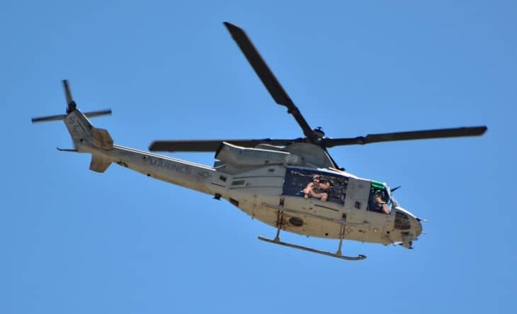 Bell UH 1Y Huey Venom 168792