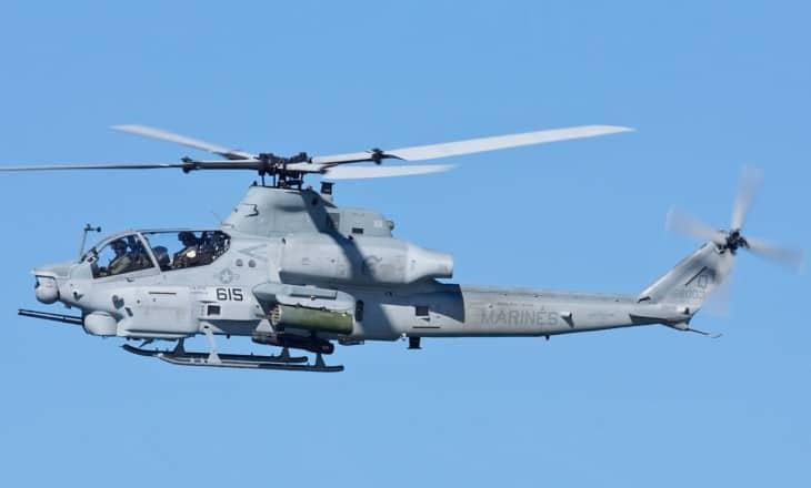 Bell USMC AH 1 Viper