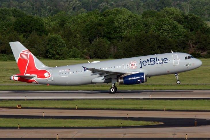 Boston Red Sox JetBlue Airways