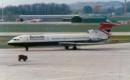 Hawker Siddeley HS-121 Trident