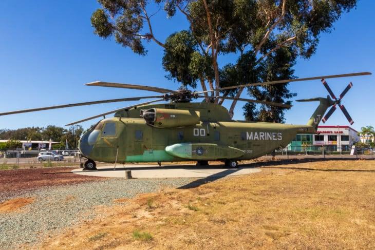 CH 53A Sea Stallion