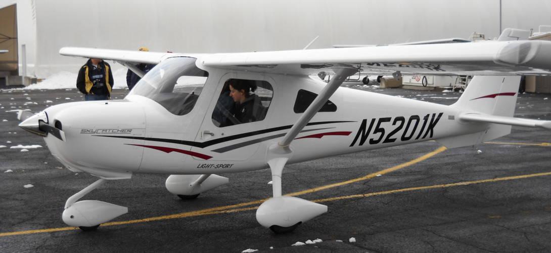 Cessna 162 Skycatcher N5201K