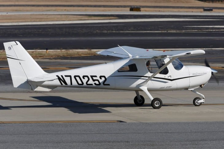 Cessna 162 Skycatcher N70252