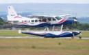 Cessna 208 Floatplane G MDJE of Loch Lomond Seaplanes.