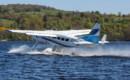 Cessna 208 G LAUD of Loch Lomond Seaplanes.